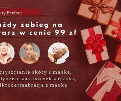 Świąteczna promocja - usługi kosmetyczne, Katowice centrum